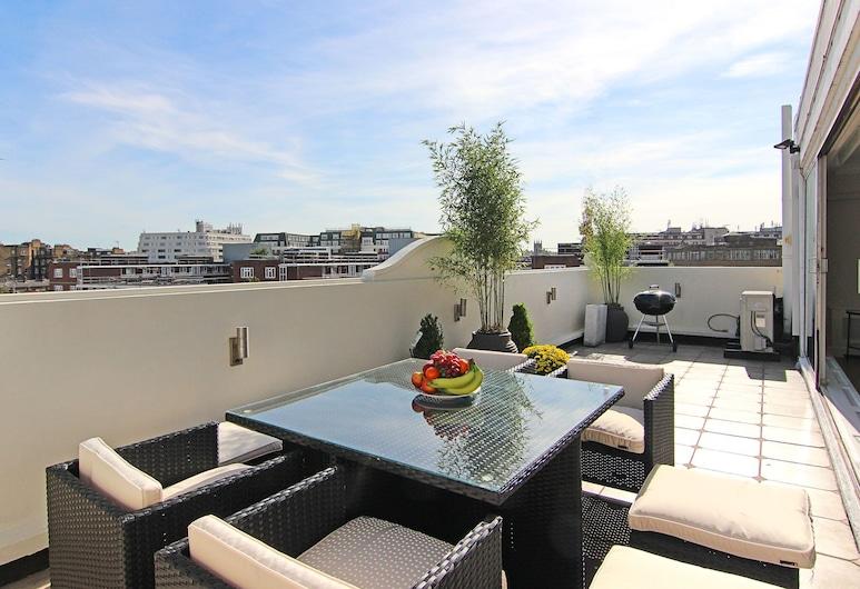 Posh Apartment in London Near Hyde Park, Λονδίνο, Μπαλκόνι