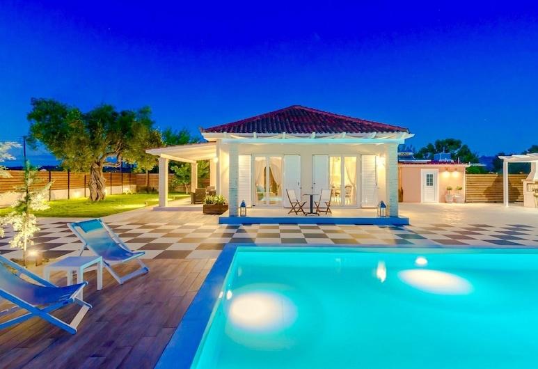 Swanky Villa in Zante With Private Swimming Pool, Zakynthos, Exterior