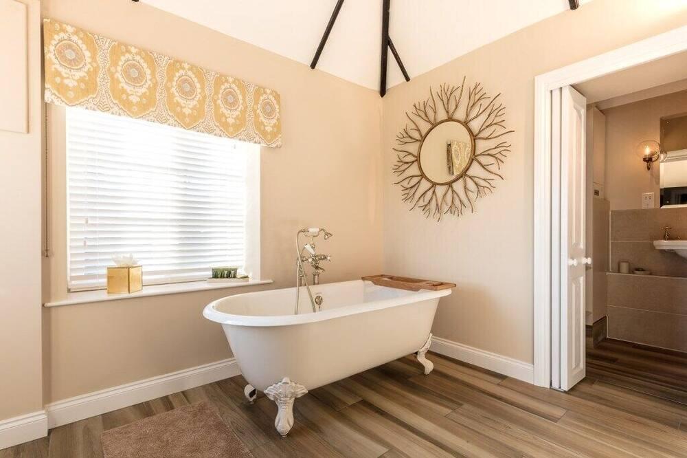 客房 - 浴室