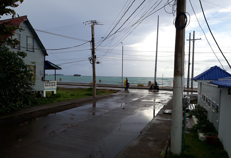 Green Sea Inn, San Luis With Ocean View of the 7 Colors, San Andres, Rand