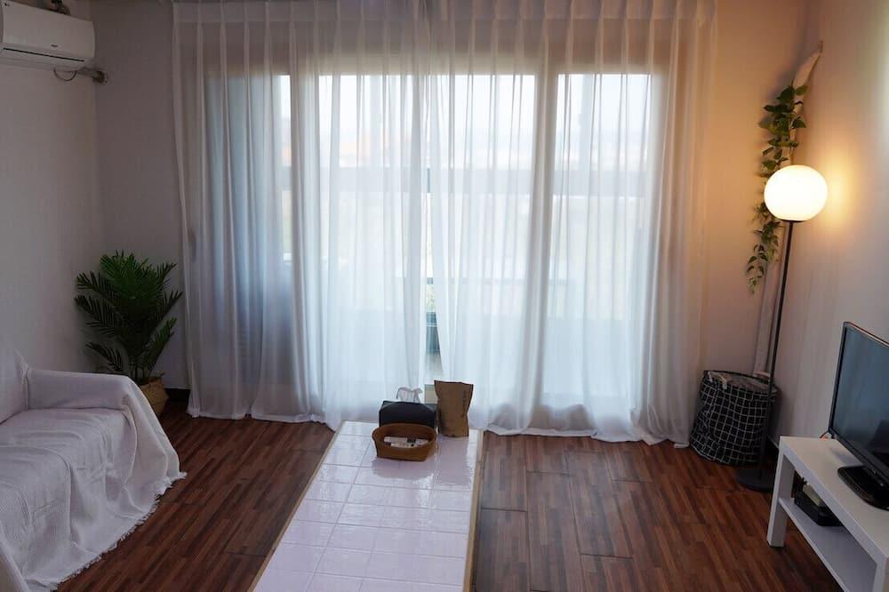 TwinRoom 'ONE' - Living Area