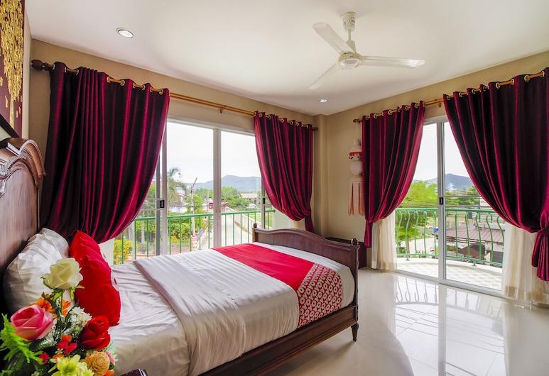 OYO 1021 Chang Chang Mansion, Sattahip, Superior Δίκλινο Δωμάτιο (Double), Δωμάτιο επισκεπτών