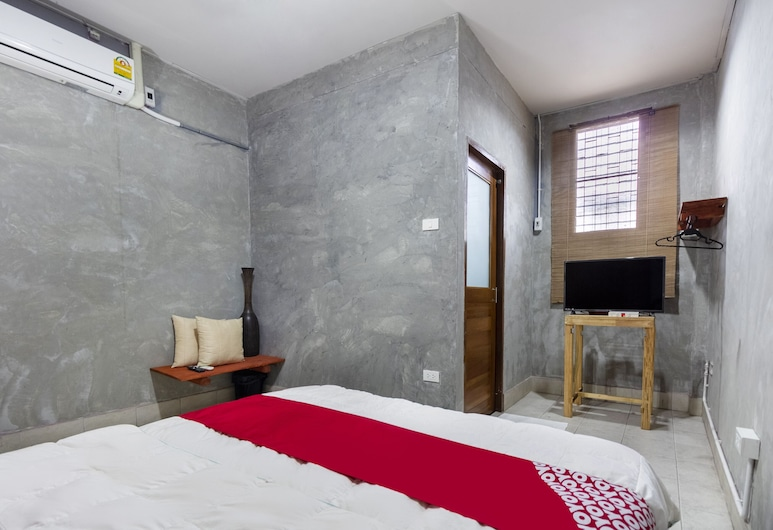 OYO 1022 Baan Anona, Pranburi, Standard Double Room, Bilik Tamu