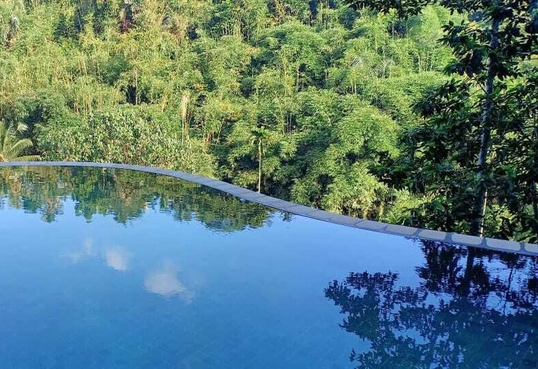 Tirta Loka Suite, 斯巴图, 天际游泳池