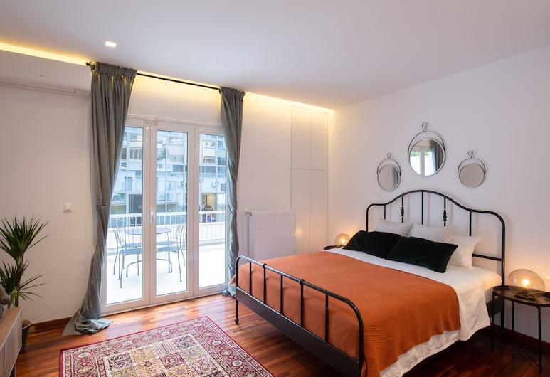 Phaedrus Living City Centre Luxury Flat, 雅典, 公寓, 1 間臥室, 客房