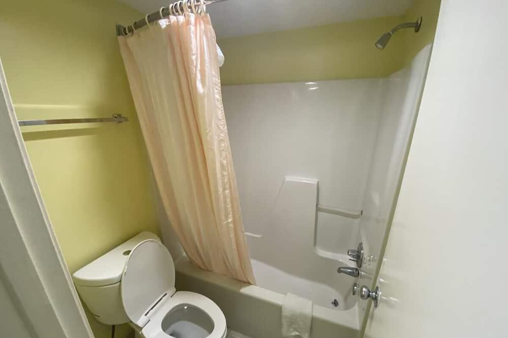 Basic Room, 1 Katil Raja (King), Non Smoking - Bilik mandi