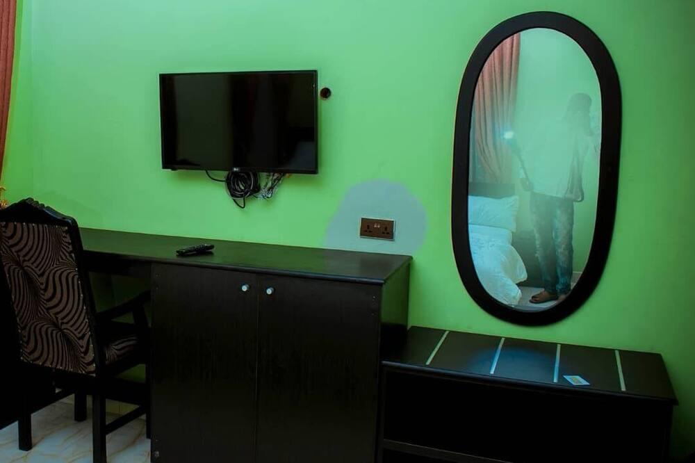 Habitación de lujo con 1 cama doble o 2 individuales, 1 cama King size - Sala de estar