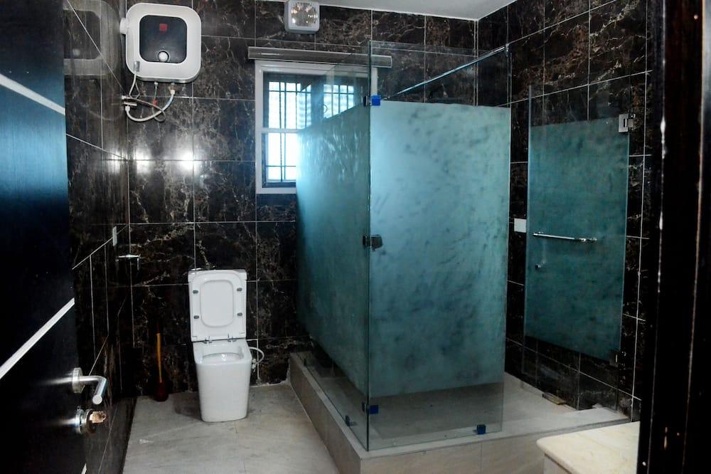 Habitación de lujo con 1 cama doble o 2 individuales, 1 cama King size - Baño