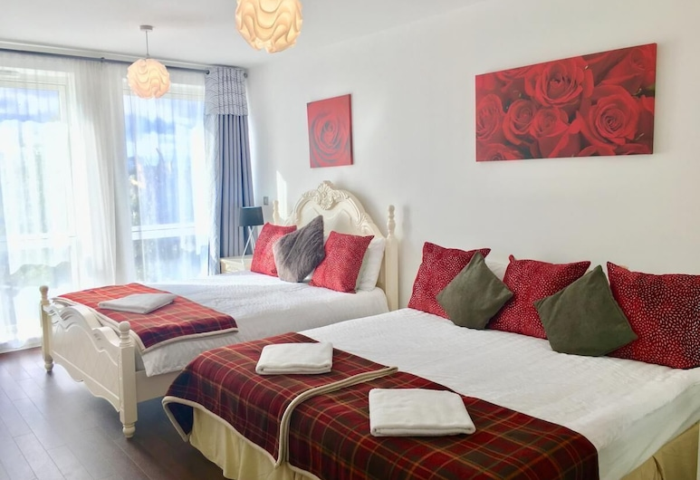2-Bedrooms Apartment Lounge, 伦敦, 公寓, 客房