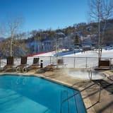 公寓客房 (Snowmass Chamonix 54) - 游泳池