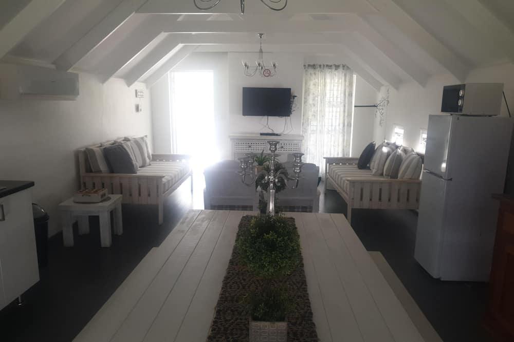 Departamento familiar, 2 habitaciones - Sala de estar
