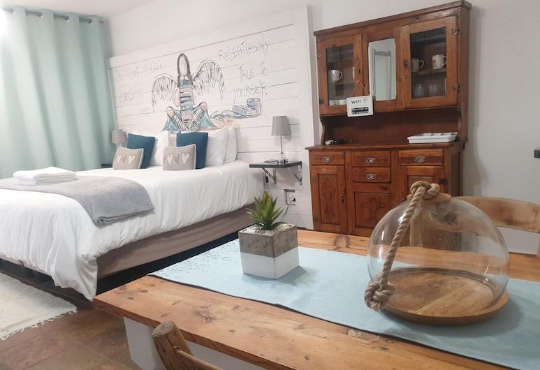 Be Our Guest Self Catering Accomodation, Nelspreitas, Standartinio tipo apartamentai, 1 miegamasis, Svetainės zona