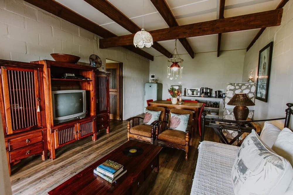 Cottage Confort, 1 chambre - Coin séjour