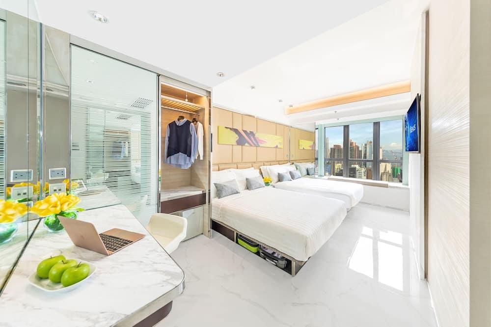 Executive négyágyas szoba, 2 kétszemélyes ágy, nemdohányzó - Vendégszoba kilátása