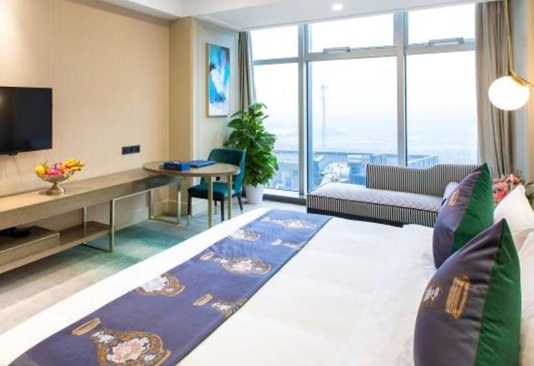 Lily's Hotel Hangzhou, Hangzhou, Dvojlôžková izba typu Deluxe, nefajčiarska izba, Hosťovská izba