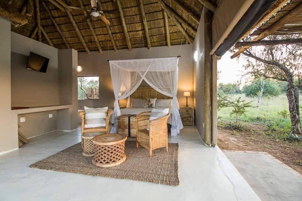 Rodinná chata, 2 spálne - Obývacie priestory