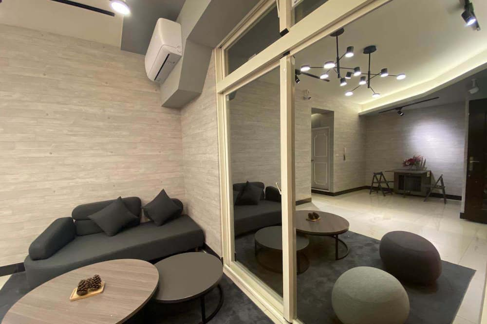 Comfort Apartment (6 people) - Living Area