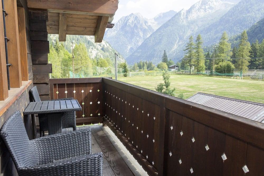 Apartment, 2 Bedrooms (Testa 7) - Balcony