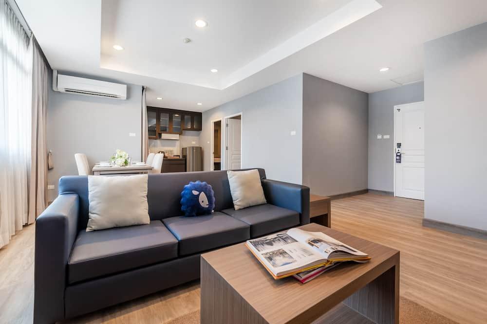 Exclusive Room, 2 Bedrooms - Living Room
