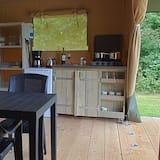 Tienda de campaña/carpa familiar - Servicio de comidas en la habitación