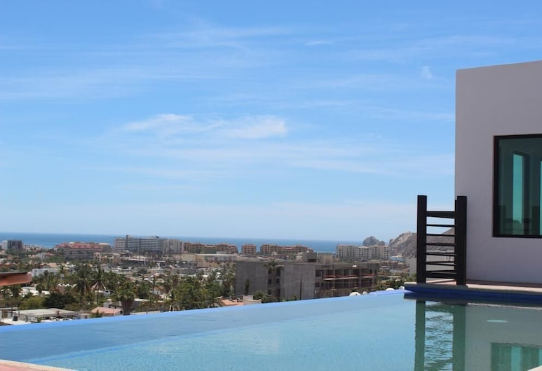 Morgan Residence, Cabo San Lucas, Kolam