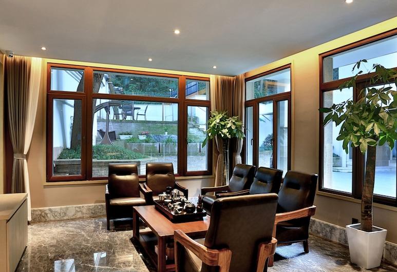 Shundi SHY Hotel Xihu Hangzhou, Hangzhou, Salónik v hale