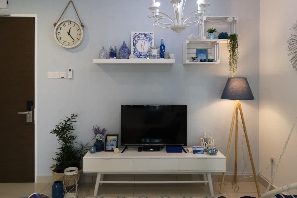 Studio - Essential Travelers Only - Obývací pokoj
