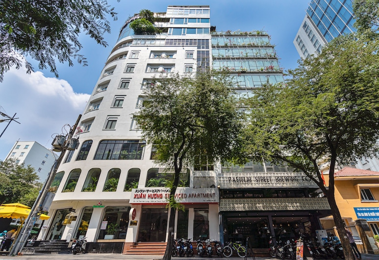Xuan Huong Serviced Apartment , Ho Chi Minh-Stad