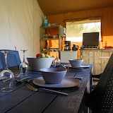 Намет ( Safaritent 6 personen) - Обіди в номері