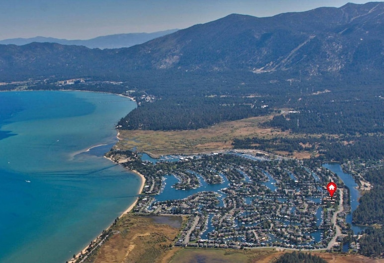 Osprey Nest by Lake Tahoe Accommodations, Tasik Tahoe Utara, Condo, 3 Bedrooms, Kolam