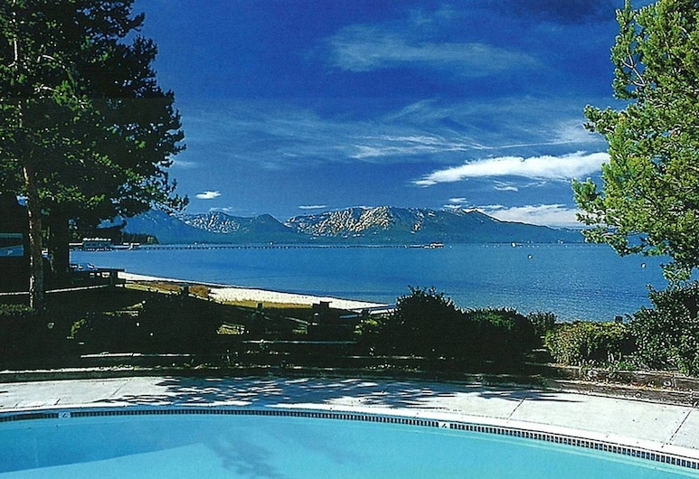 Our Happy Place by Lake Tahoe Accommodations, Tasik Tahoe Utara, Condo, 3 Bedrooms, Kolam