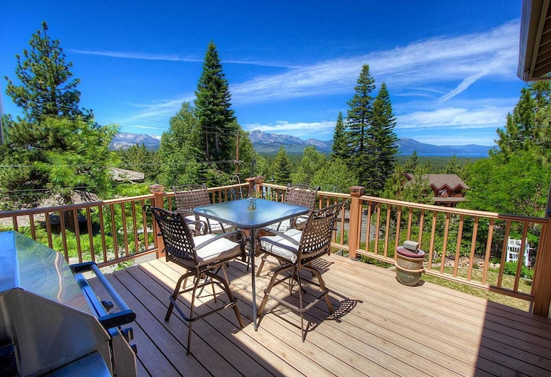 Cold Creek Lakeview Lodge by Lake Tahoe Accommodations, Tasik Tahoe Utara, House, 4 Bedrooms, Balkoni