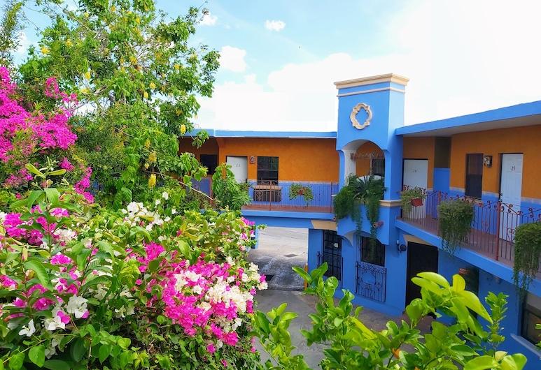 Hotel Hacienda del Viejo, ماتاموروس