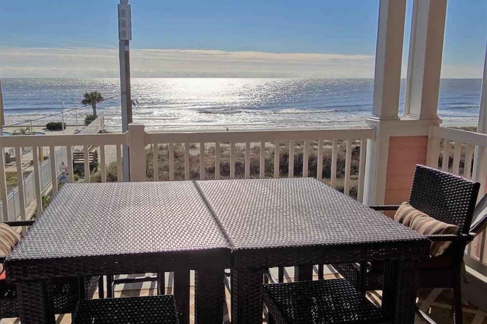 Kondominium, Beberapa Tempat Tidur (Ocean Point Villa 201) - Balkon
