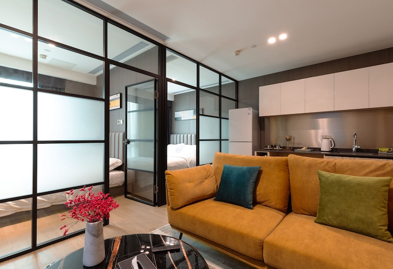 Your She Residence, Shenzhen, Standard Condo, Living Area