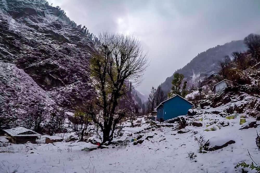 Deluxe szoba - Kilátás a hegységre