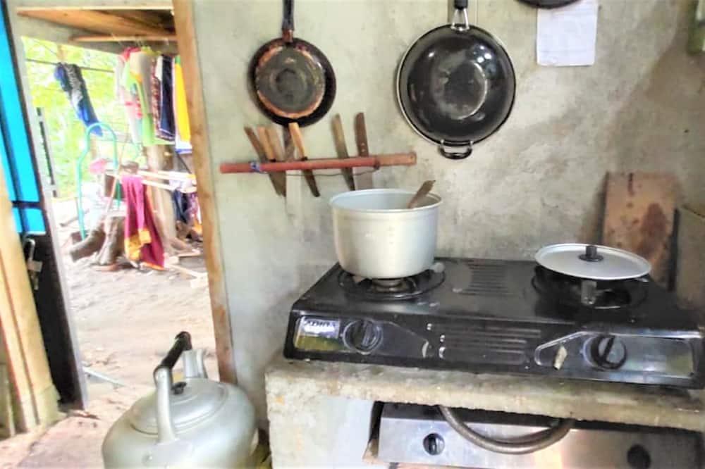 Kamar Standar - Dapur bersama