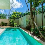 Apartamento Deluxe, piscina privada - Piscina privada