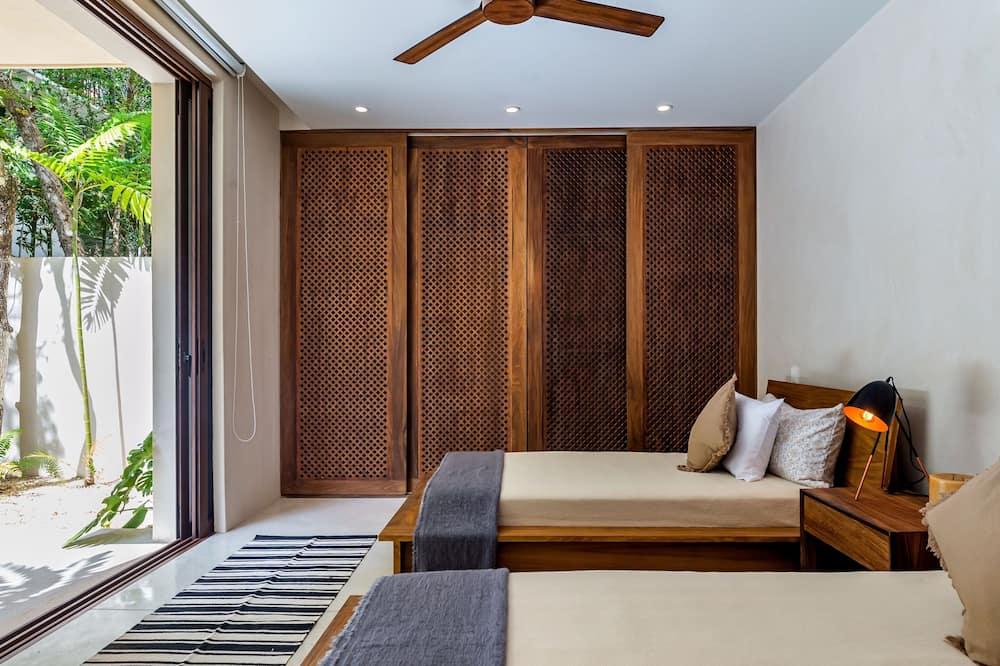Apartamento Deluxe, piscina privada - Habitación