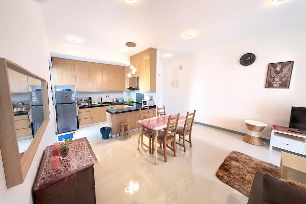 Apartment, 3 Bedrooms (B-15-10) - Ruang Tamu