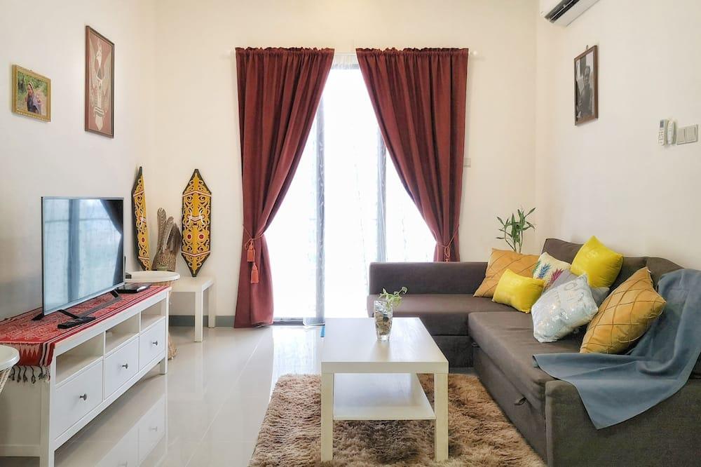 Apartment, 3 Bedrooms (B-15-10) - Bilik Rehat