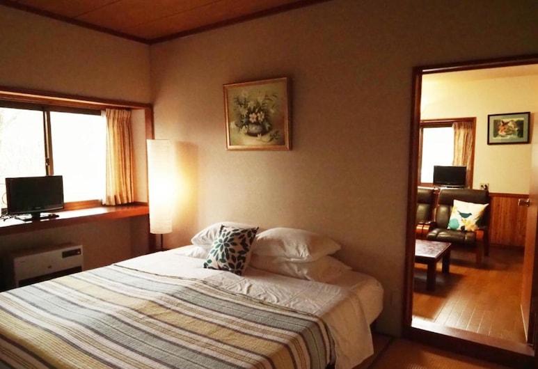 Gableview Forest Inn, Nikas, Kambarys, 1 miegamasis (Suite), Svečių kambarys