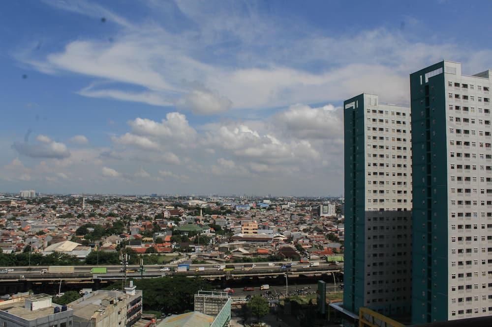 Izba - Výhľad na mesto