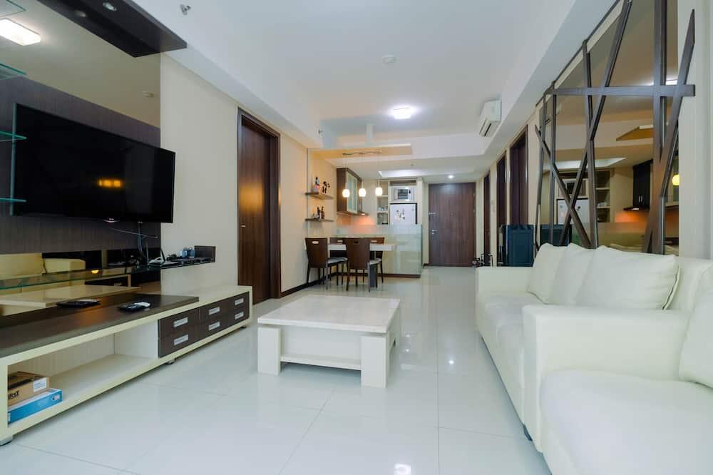 Huone - Olohuone