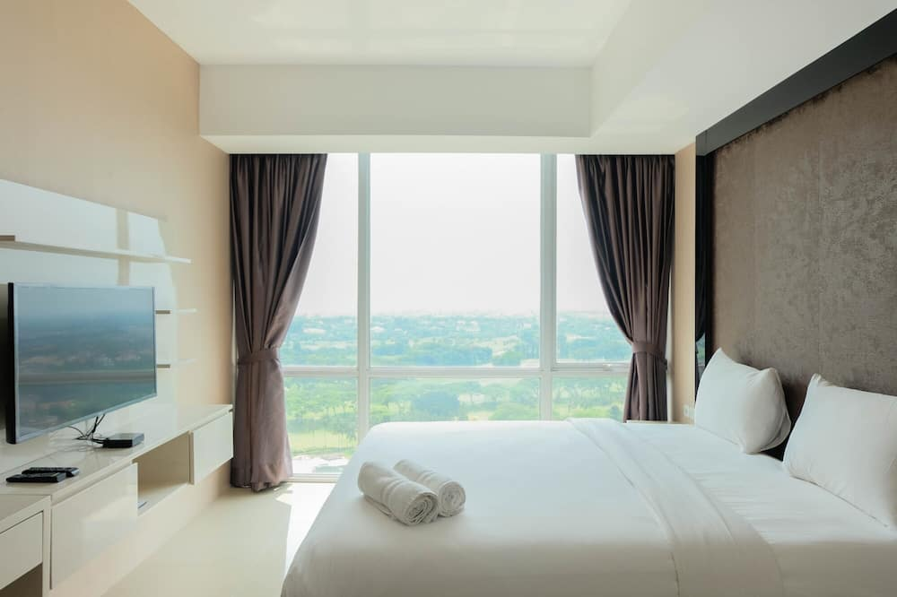Spacious Fully Furnished Studio Apartment at U Residence
