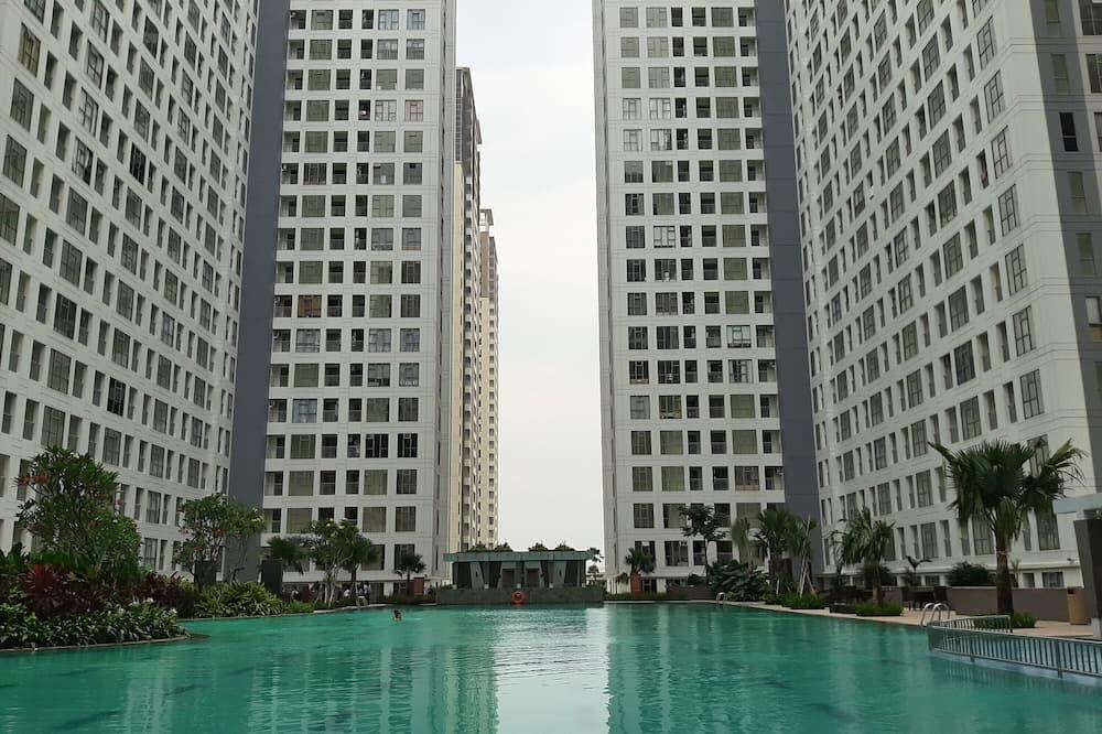 Habitación - Vista a la ciudad