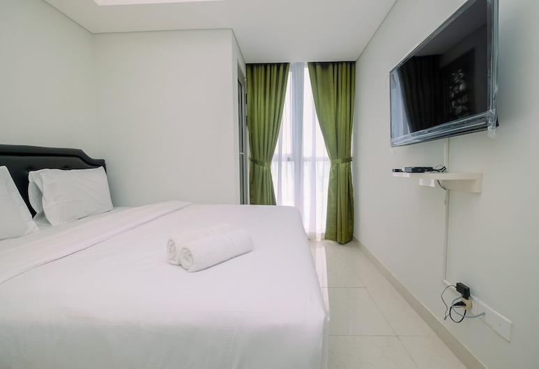 New Furnished 1BR Apartment at Gold Coast near PIK, 雅加達, 客房, 客房