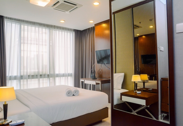 Prime Location and Luxury 2BR The Empyreal Apartment, 雅加達, 客房, 客房