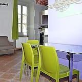 Apartmán typu Superior - Obývací prostor