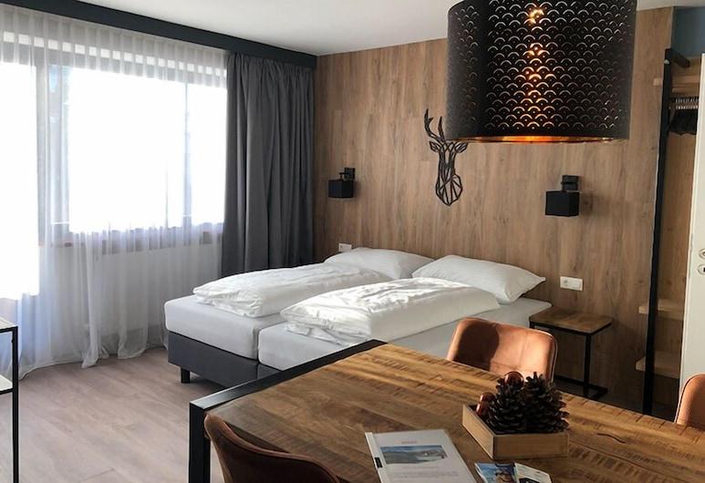 Dahoam by Sarina - Aparthotel, Zell am See, Studio, Ban công, Phòng